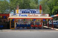 Route 66 - Snow Cap Drive-In