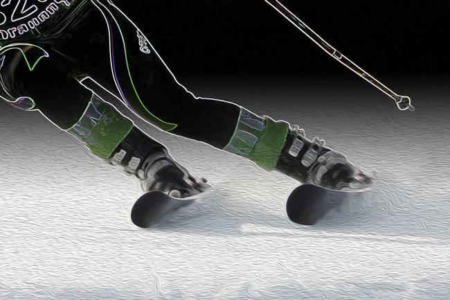 Snow Skier
