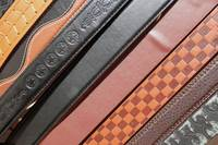 Decorated Belts