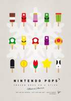 My MARIO ICE POP - UNIVERS