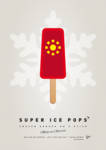 My SUPERHERO ICE POP - Iron Man Posters