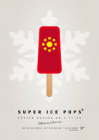 My SUPERHERO ICE POP - Iron Man