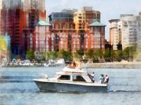 Cabin Cruiser by Baltimore Skyline