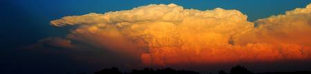 050312 - A Nebraska Supercell a Brewin... Pano