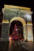 Christmas in Washington Square