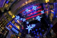 Christmas Stars at Columbus Circle