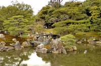 Japanese Garden of the Warrior