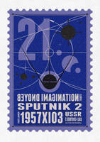 Starships 21 - poststamp - Sputnik 2