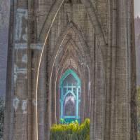 """Under St Johns Bridge"" by EdDevereaux"