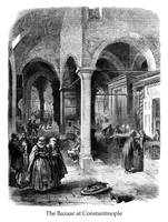 The Bazaar at Constantinople