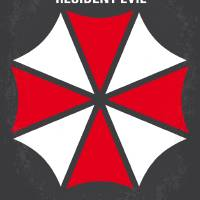 """No119 My RESIDENT EVIL minimal movie poster"" by Chungkong"