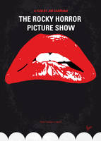 No153 My The Rocky Horror Picture Show minimal mov