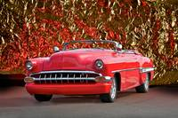 1954 Chevrolet Custom Convertible 3