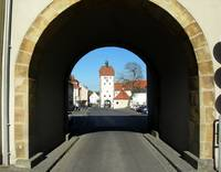 Through a Wall, Not so Darkly
