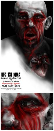 UFC 131: The Heart of a Fighter
