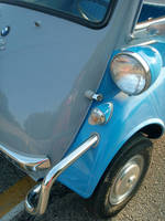 BMW Isetta 300 Headlamp