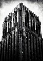 The Dark Tower - Shell Building in San Francisco