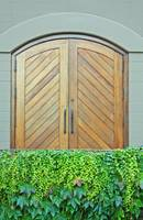 Napa Valley Winery Doors