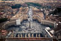 The Vatican St. Peter's Square