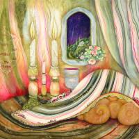 """""""Shabbat Kodesh"""" by MuchnikArts"""