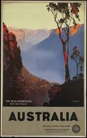 Australia, Vintage Travel Poster Ad Retro Prints