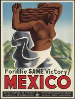 Mexico Vintage Travel Poster Ad Retro Prints