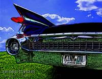 1959 Cadillac Fleetwood - Black