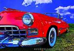 1948 Cadillac Convertible - Red