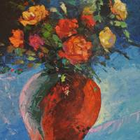 Flowers for Sharon by Beth Charles
