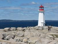 Peggy's Cove Lighthouse_8832