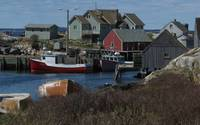 Peggy's Cove Fishing Village_8888
