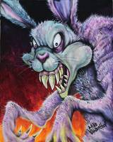 Drugs Bunny by: Mike Vanderhoof KINGMIKEV.com