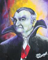 Grandpa Munster by: Mike Vanderhoof KINGMIKEV.com