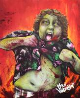Zombie Chunk by: Mike Vanderhoof
