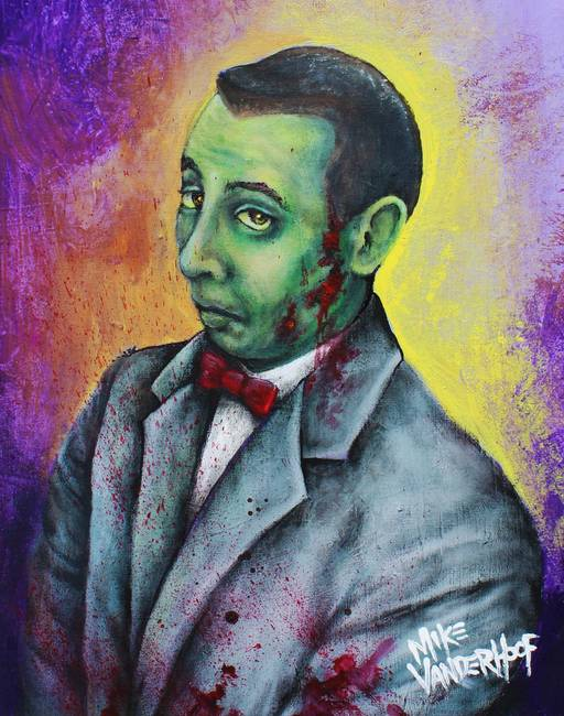 Zombie Pee Wee by: Mike Vanderhoof