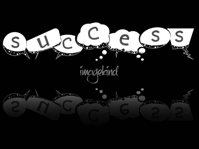speech success bubbles