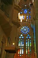 La Sagrada Família Stained Glass