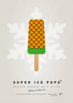 My SUPERHERO ICE POP - Aquaman