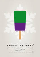 My SUPERHERO ICE POP - The Hulk