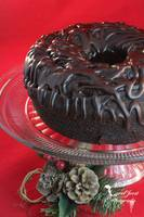 Holiday Chocolate Cake