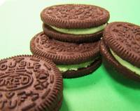 Mint Double Stuf Oreos