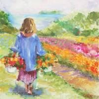 Flower Girl by Beth Charles