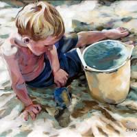 Sun & Sand by Beth Charles