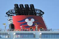 Disney Magic Smokestack