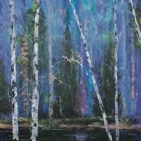 River Birch by Beth Charles
