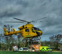 Lincolnshire Air Ambulance 1