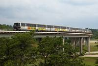 MARTA Subway Train - Atlanta, GA (001)