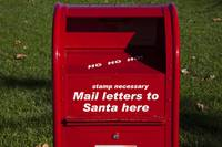 Mail Letters To Santa Here
