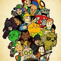 Argosy Heroes Art Prints & Posters by Trevor Robertson