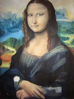 Mona lisa By Paige Morris